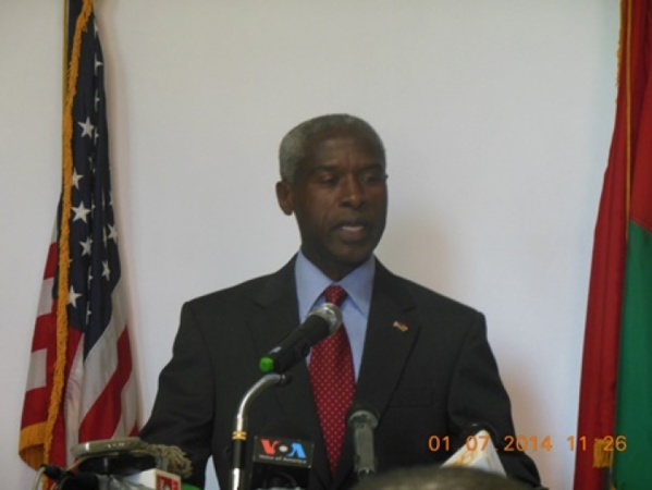 S.E Tulinabo S. Mushingi, Ambassadeur des USA au Sénégal : « c'est aux Sénégalais de décider de qui va les gouverner »