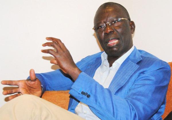 """Réaction de Babacar Gaye après le verdict du procès de Khalifa Sall: """" Macky Sall protège ses amis et traduit devant la justice, ses adversaires"""""""