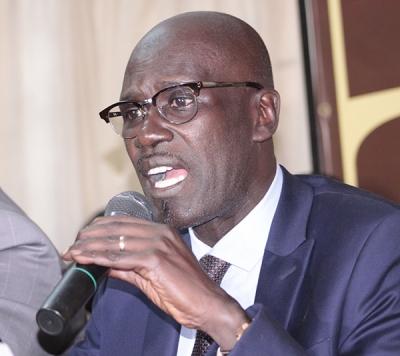 Seydou Guèye : « ce n'est pas parce qu'on a un manteau politique, qu'on ne peut plus être sous l'autorité de la loi »