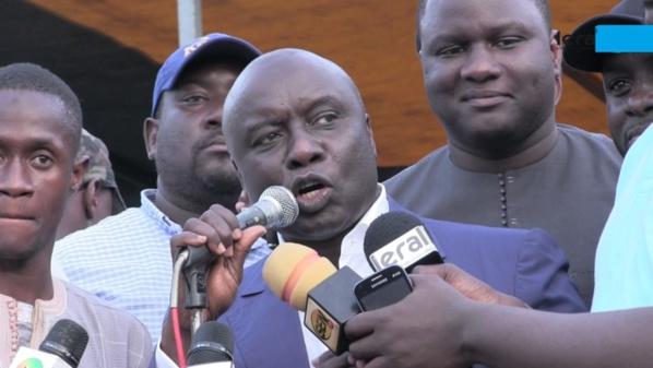 """Idrissa Seck sur la Présidentielle : """"Macky sait qu'il va perdre 10 à 15 points sur son..."""""""