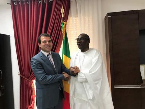 """Dr Safwat Ibraghith, Ambassadeur de la Palestine"""" Nous n'avons aucun problème avec le Sénégal"""""""