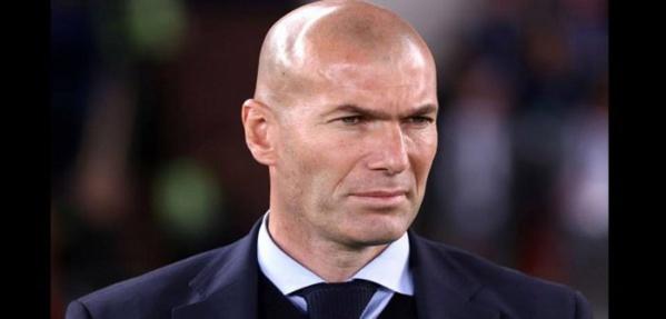Football: Zidane s'exprime sur son avenir avec le Réal Madrid