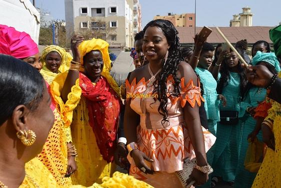 Mbagnick Diop Souche donne sa fille en mariage