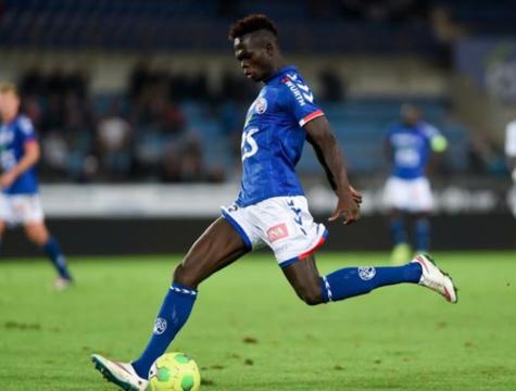 Abdallah Ndour, défenseur à Strasbourg : « Ce que Aliou Cissé m'a dit…»