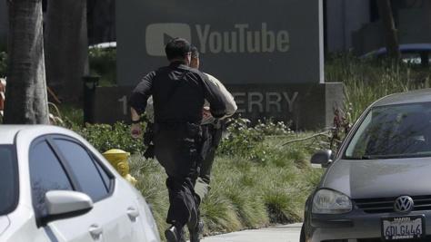 Des coups de feu au siège de YouTube en Californie: le tueur, une femme, est décédé