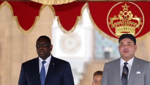 MAROC-SÉNÉGAL: Le Roi Mohammed VI écrit au Président Macky Sall