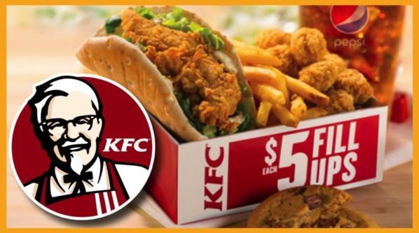 Fast-food : Après la Tunisie et la Côte d'Ivoire, KFC débarque en 2018 au Sénégal