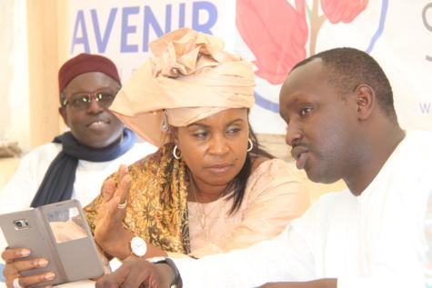 Avenir Senegaal bi ñu bëgg : Me Adama Guèye remplacé par Cheikh Tidiane Dièye, Ndéye Fatou Ndiaye Blondin, coordonnatrice adjoint