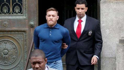 MMA : les errements de la star Conor McGregor