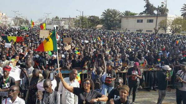 """Contre le parrainage et la modification de la Constitution: Les forces vives lance l'opération """"Ninki Nanka"""", un 23 juin bis"""