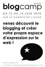 Blogcamp-sénégal : Un concours pour bloggeurs à la mi-juin à Dakar