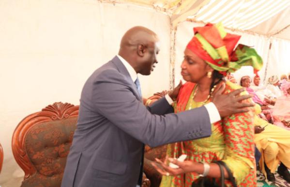 Idrissa Seck à Me Nafissatou Diop Cissé : « Malgré les vicissitudes et les turbulences, elle sera toujours ma sœur. Je l'appelle toujours Nafy-la précieuse »