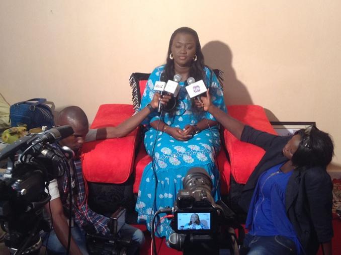 Exclusif Vidéo : Yaye Fatou Diagne : « J'aime danser et je sais danser… »