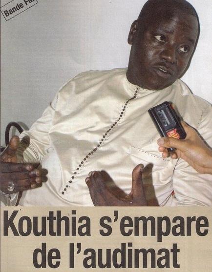 Kouthia s'empare de l'audimat