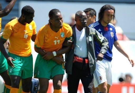 Drogba n'est pas encore forfait selon son agent