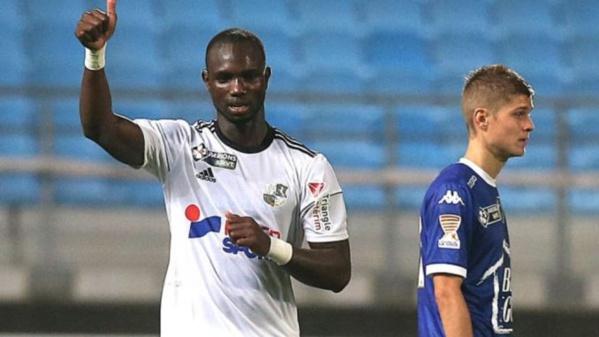 Moussa Konaté « Je ne serai pas concurrent de Sadio Mané »