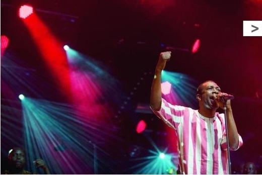 Youssou Ndour : «Je veux continuer d'être un citoyen engagé»