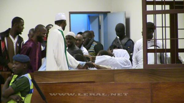 4e jour du procès d'Imam Alioune Ndao: Poursuite de l'interrogatoire des accusés