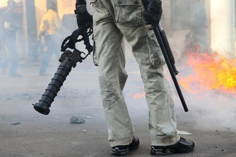 Cambérène : Affrontements en marge de la visite de Macky Sall chez le Khalife