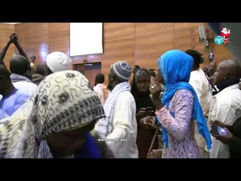 Palais de justice de Dakar:  Grabuge entre les partisans d'Imam Ndao et journalistes