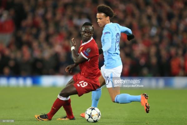Ligue des Champions : Sadio Mané, Elu joueur de la semaine