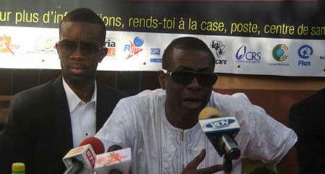 "Sénégal: grand concours de chant ""anti-palu"" au night-club de Youssou Ndour"