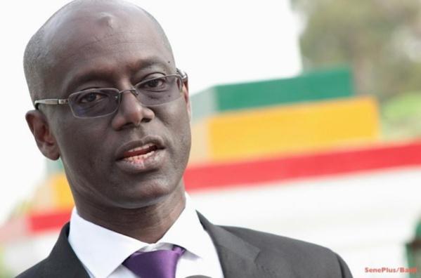 Thierno Alassane Sall, sur la publication du contrat de Total, « c'est une diversion pour qu'on …. »
