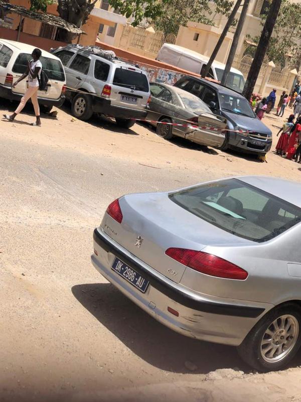 Parcelles Assainies : Un enfant retrouvé mort à intérieur d'un véhicule