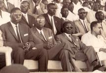 [Audio] 11 juin 1968 nous quittait Lamine Guèye: Le discours de Senghor