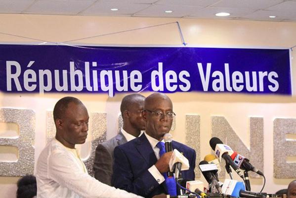 Thierno Alassane Sall prié de rembourser 9,6 millions de FCFA