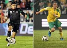 [ V I D E O S ] Match nul entre l'Afrique du Sud et le Mexique ( 1- 1 )