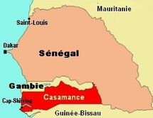 Sédhiou : Des boutiques dévalisées, des millions de francs et une moto emportés