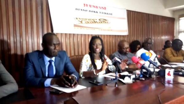 Vote du projet de loi sur le parrainage: Les jeunes de la mouvance présidentielle sur le pied de guerre