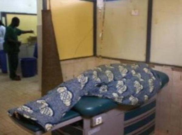 """Morgue de hôpital de Louga : """"Il y a des gens qui viennent nous demander des orteils, les doigts …de disparus"""""""