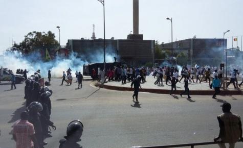 Ça chauffe à Dakar, Thiès, Mbacké  et Touba