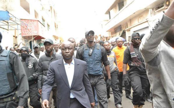 """Abdourahmane Diouf : """"Nous tenons le Président de la République Macky Sall comme responsable de l'intégrité physique de Idrissa Seck"""""""