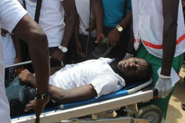 Mort présumé d'un manifestant contre le parrainage: Les précisions du ministre de l'Intérieur