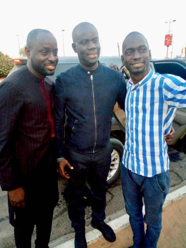 Idrissa Seck, Malick Gakou et Thierno Bocoum libérés