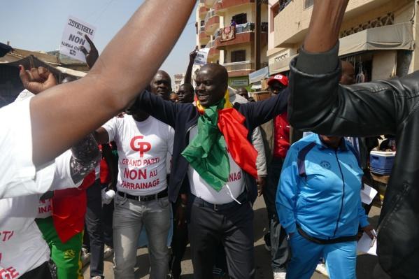 Le message de Malick Gackou à sa sortie de prison