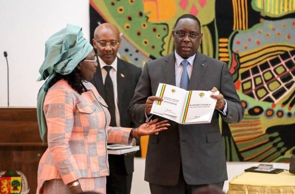 Parrainage : Aminata Tall félicite l'Assemblée nationale et démarre sa campagne pour la réélection de Macky Sall