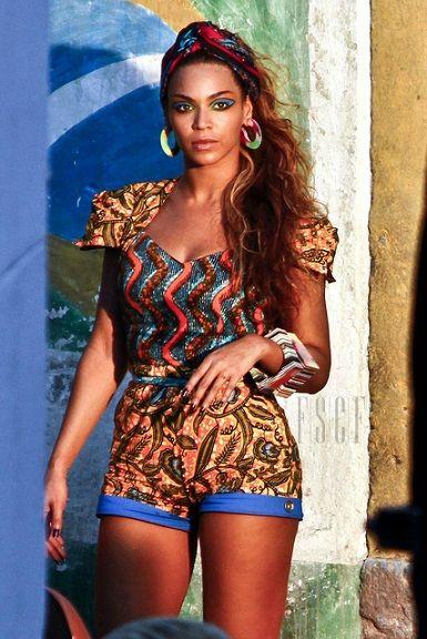 14 photos : Quand Beyoncé sublime le Wax