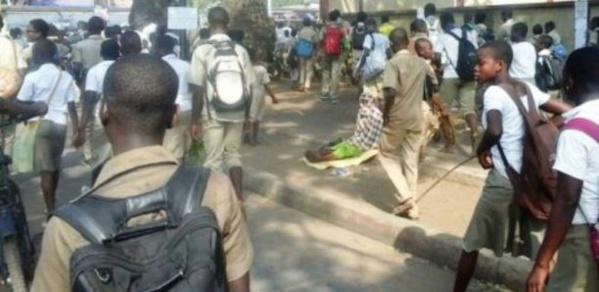 Ziguinchor :  Libération des 25 élèves arrêtés lors des manifestations d'hier