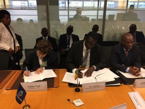 Le Ministre des Finances décroche plus de 15 milliards de FCA à Washington pour la protection de nos côtes, le Sénégal cité en exemple en matière de transparence budgétaire