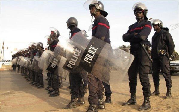 La police recrute 1 000 policiers auxiliaires