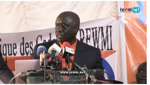 Modification du Code électoral : le Pr Mouhamadou Ngouda Mboup refroidit Idrissa Seck sur son recours pour inconstitutionnalité devant la CEDEAO