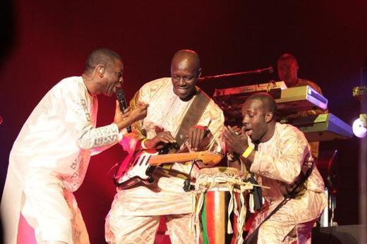 [Exclusive Photos] Grand Bal de Youssou NDour à Bercy