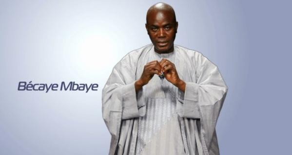 VIDEO - Bécaye Mbaye défie Luc Nicolaï: « Je peux payer 100 Millions à Modou Lô et…»