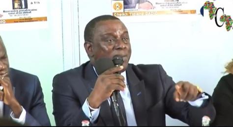 L'ex-ministre des Affaires étrangères Cheikh Tidiane Gadio, pas encore tiré d'affaire