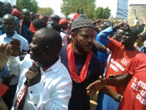 Diourbel : Kilifeu et Thiat à la marche du G6