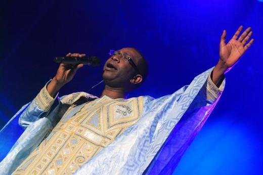 [ Audio] Bercy 2010: Youssou Ndour se positionne en faiseur de roi en 2012